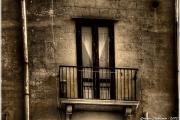 finestra balcone alle mura