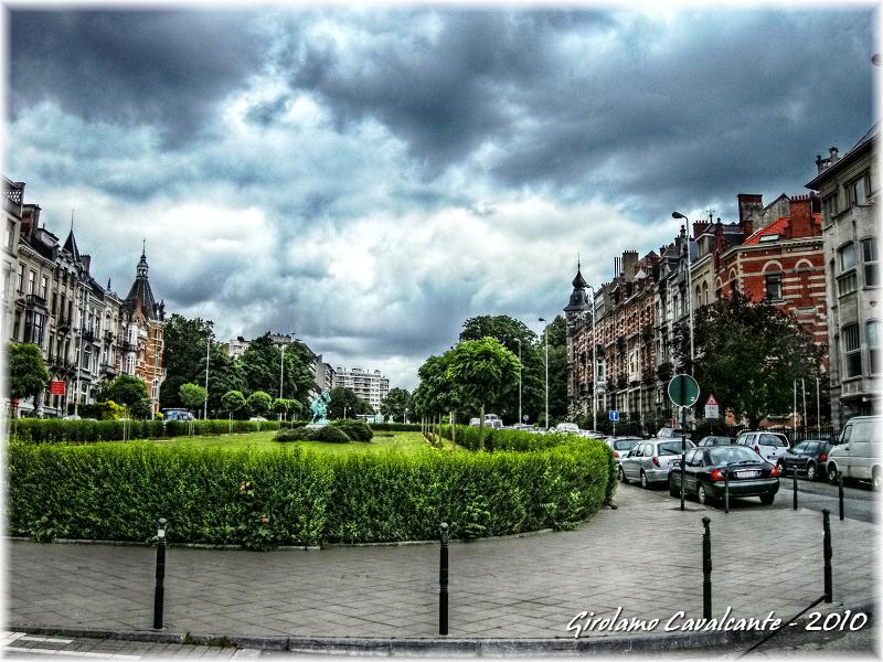 Bruxelles Street